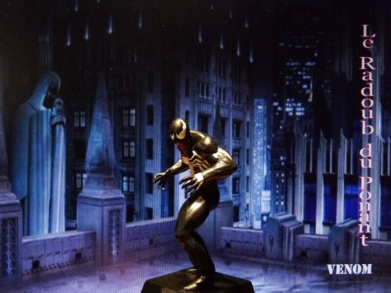 Venom - Figurine en plomb Mlvnm210