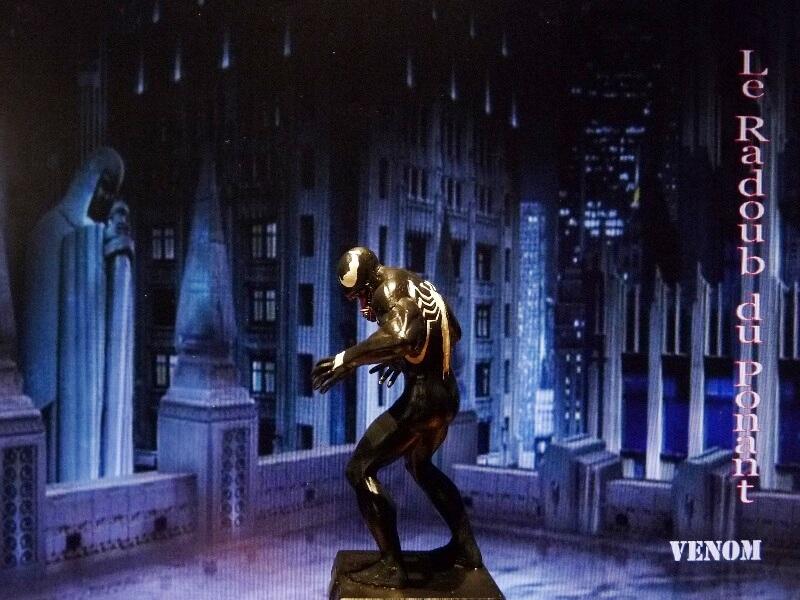 Venom - Figurine en plomb Mlvnm310