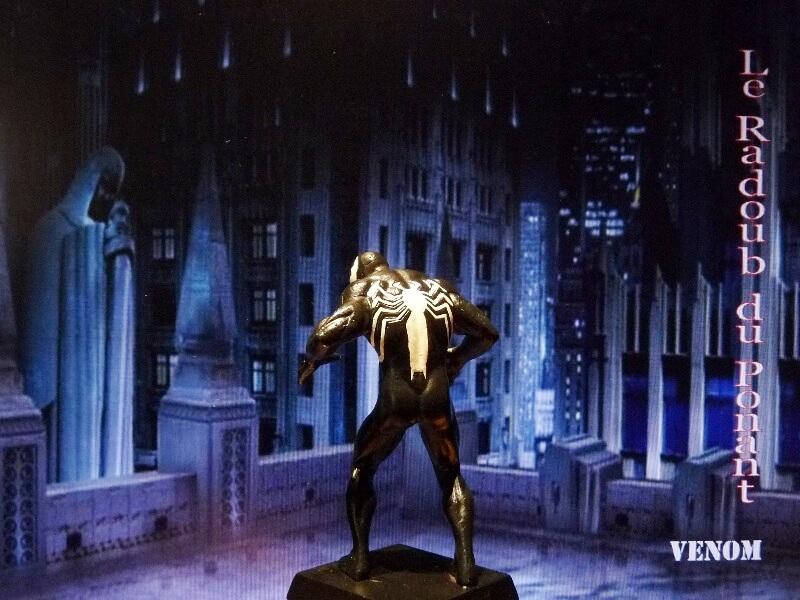 Venom - Figurine en plomb Mlvnm410