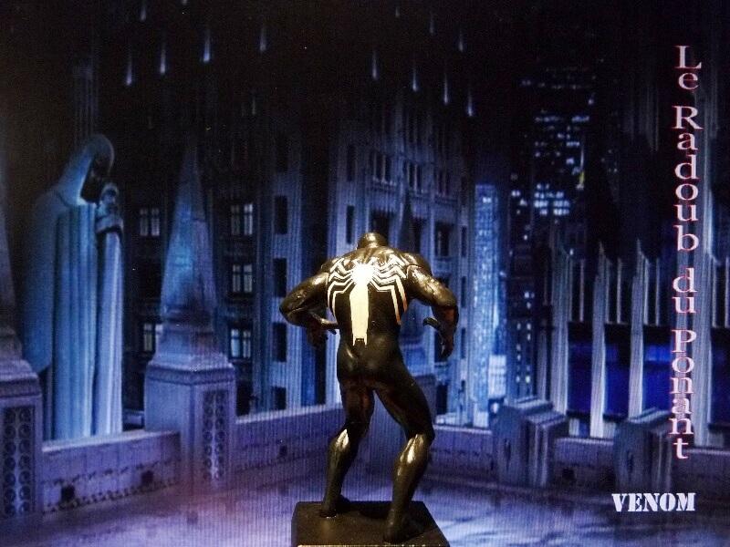 Venom - Figurine en plomb Mlvnm510