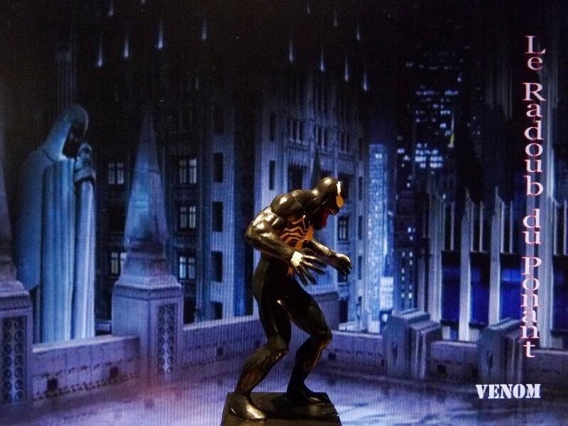 Venom - Figurine en plomb Mlvnm710