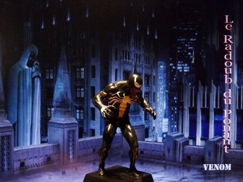 Venom - Figurine en plomb Mlvnm810