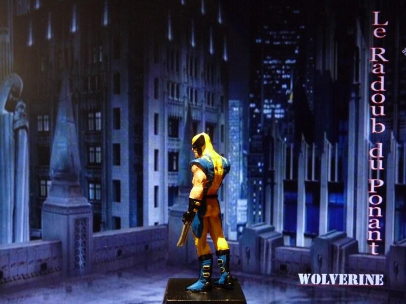 Wolverine - Figurine en plomb Mlwe310
