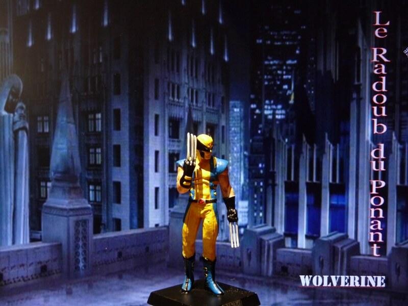 Wolverine - Figurine en plomb Mlwe810
