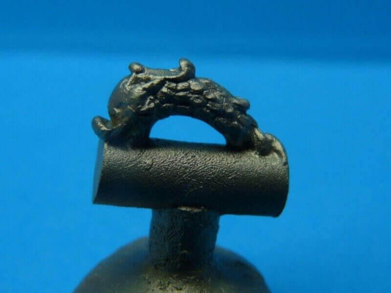 """Réalisation des mortiers de 12 à plaque pour """"La Salamandre"""" 1752. - Page 2 Mosa_720"""