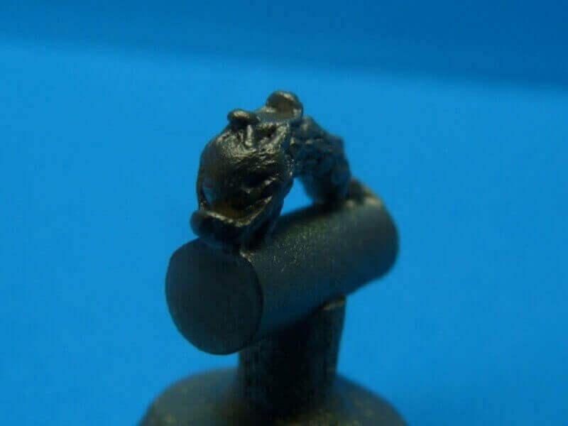 """Réalisation des mortiers de 12 à plaque pour """"La Salamandre"""" 1752. - Page 2 Mosa_811"""
