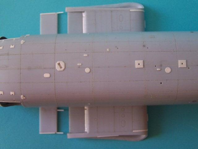 NORATLAS 2501 - Heller 1/72 - Par fombec6 - Fini. N009110
