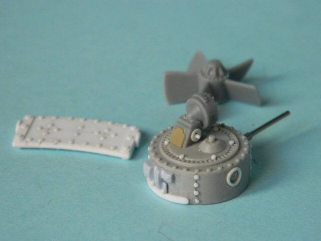 NAUTILUS Pegasus - 1/144 - Par fombec - Fini. Np01910