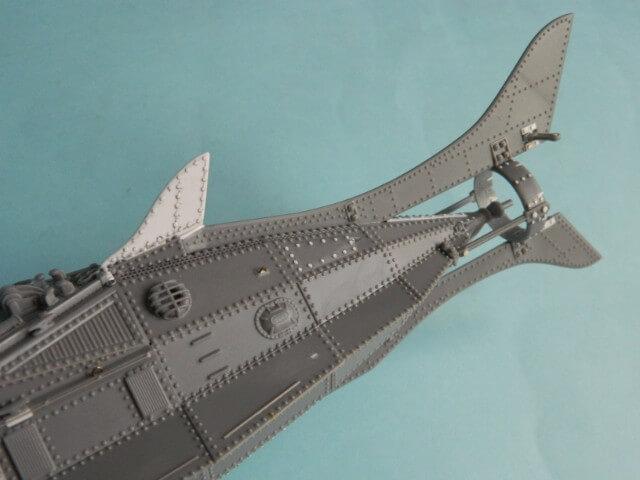 NAUTILUS Pegasus - 1/144 - Par fombec - Fini. Np02910