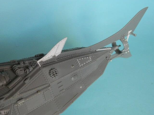 NAUTILUS Pegasus - 1/144 - Par fombec - Fini. Np03010