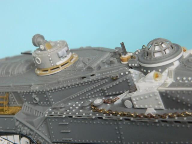 NAUTILUS Pegasus - 1/144 - Par fombec - Fini. Np04410
