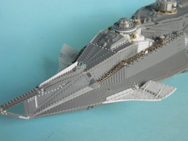 NAUTILUS Pegasus - 1/144 - Par fombec - Fini. Np05010