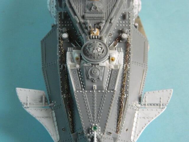 NAUTILUS Pegasus - 1/144 - Par fombec - Fini. Np05310