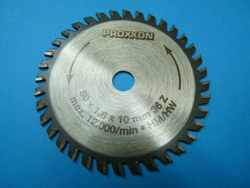 Scie Circulaire FET Proxxon P009511