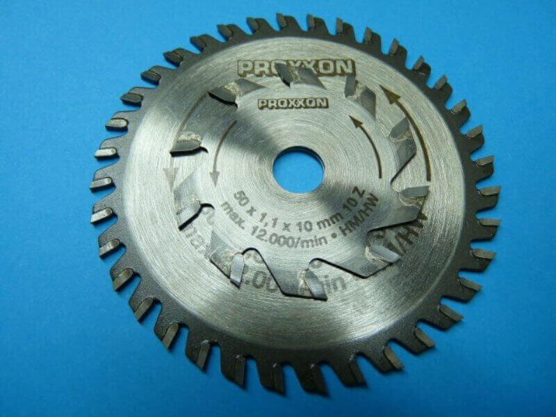 Scie Circulaire FET Proxxon P009811