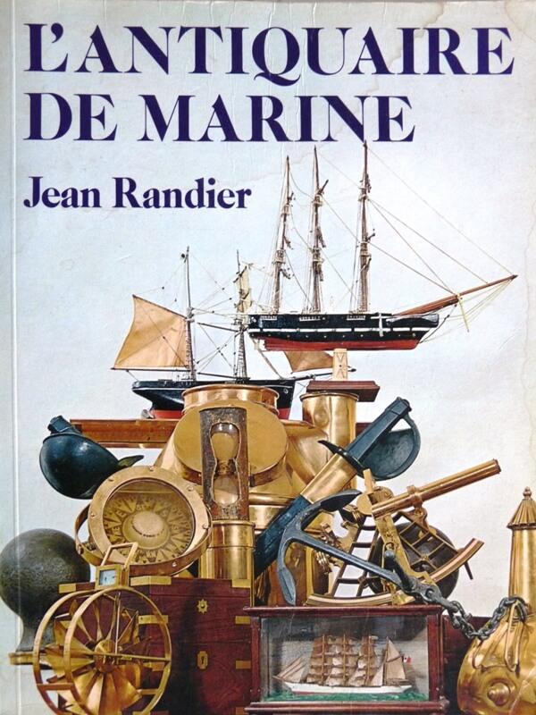 L'Antiquaire de Marine - Jean Randier P012a10