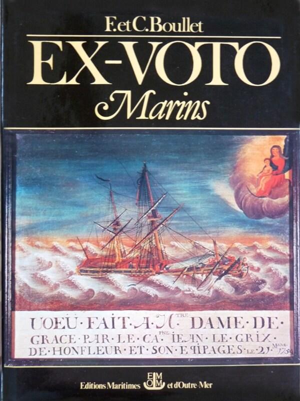 Ex-Voto marins - F. & C. Boullet P013a10