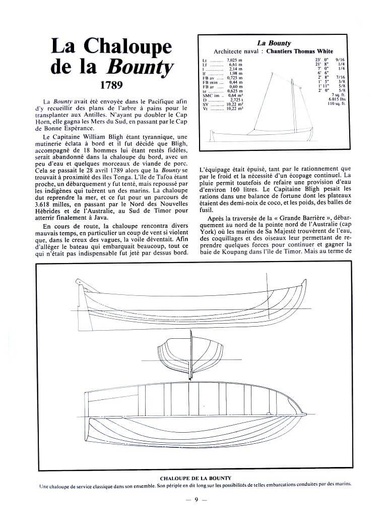 Bateaux de l'aventure - Tome I - Maurice Amiet P015c10