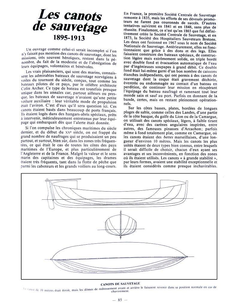 Bateaux de l'aventure - Tome I - Maurice Amiet P015d10