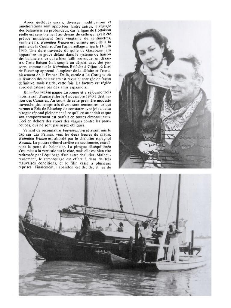 Bateaux de l'aventure - Tome I - Maurice Amiet P015f10