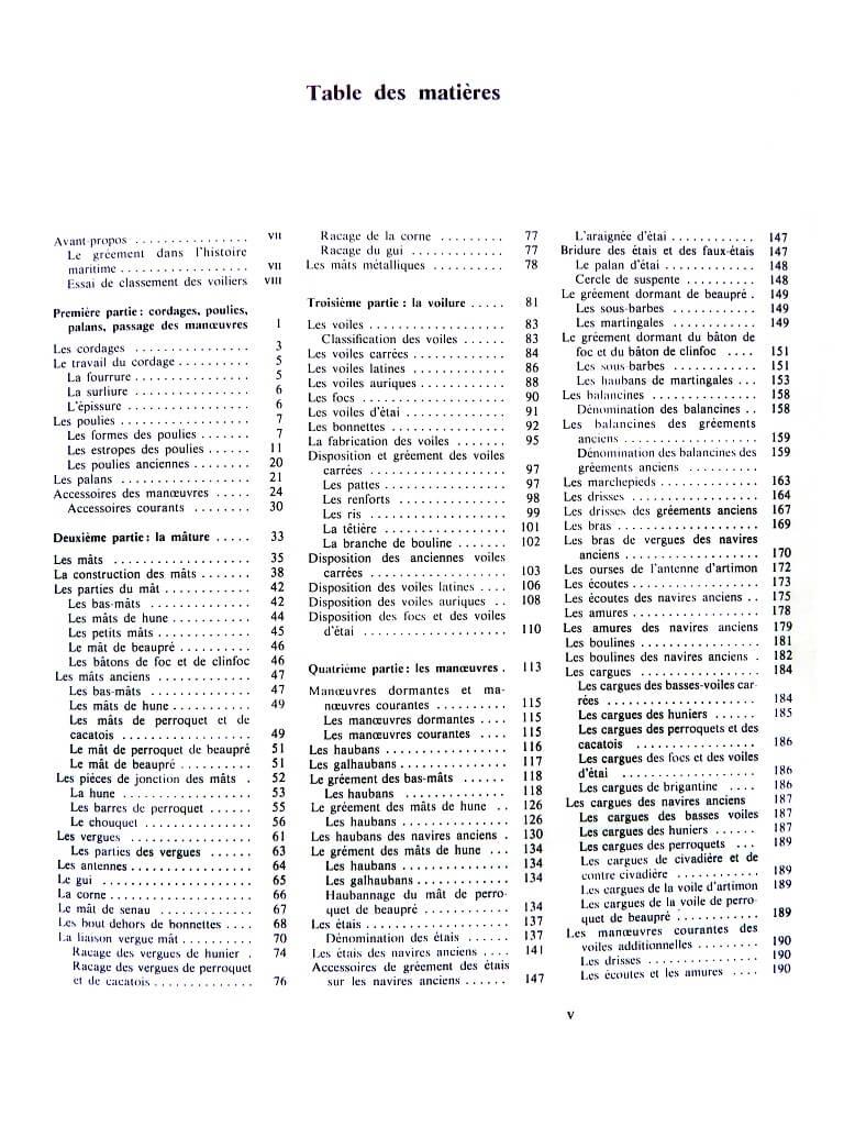 Gréements Anciens - Orazio Curti P016c10