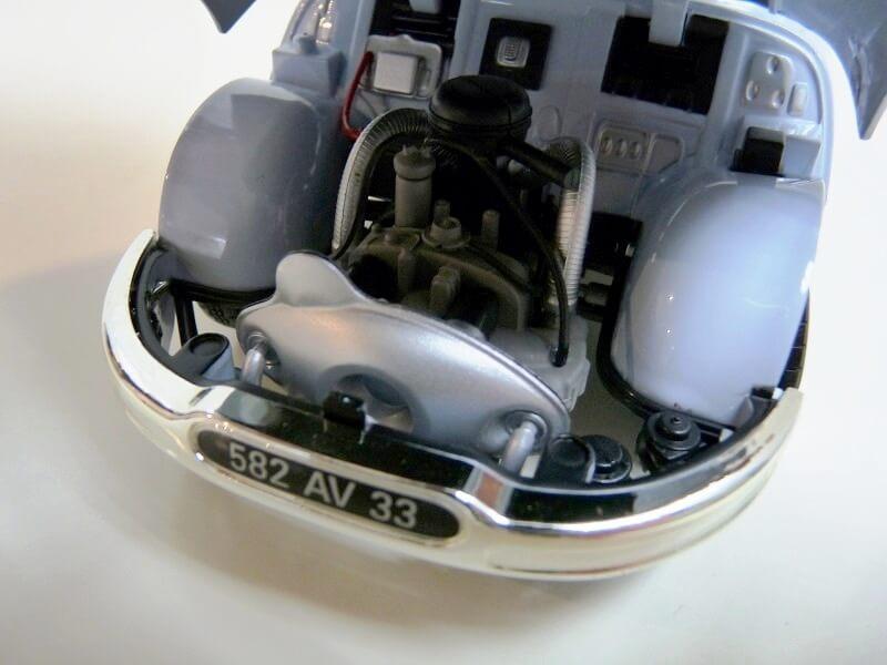 Panhard PL17 Cabriolet - 1962 - Solido 1/18 ème Panhar24