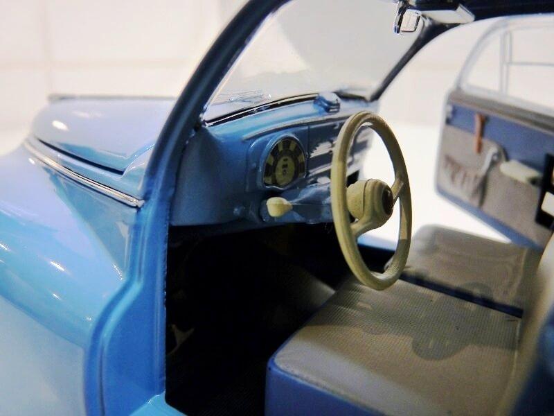 Peugeot 203 - 1950 - Solido 1/18 ème Peugeo19