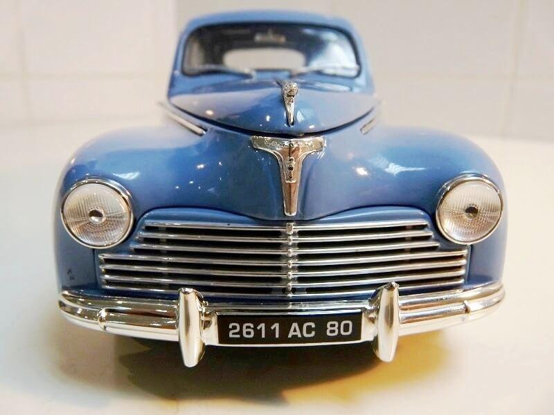 Peugeot 203 - 1950 - Solido 1/18 ème Peugeo25