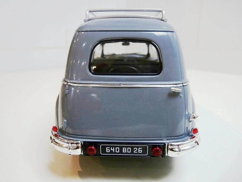 Peugeot 203 Limousine Familiale - 1950 - Solido 1/18 ème Peugeo26