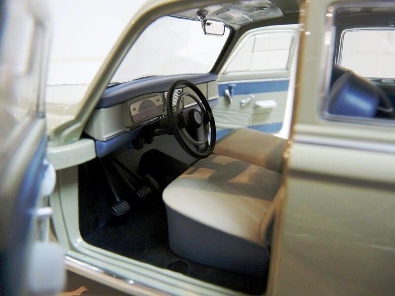Peugeot 403 - 1959 - Solido 1/18 ème Peugeo37