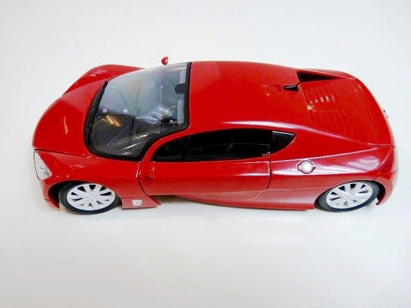Peugeot RC Carreau - 2002 - Solido 1/18 ème Peugeo67