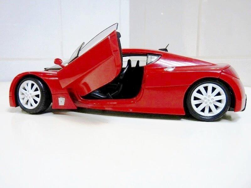Peugeot RC Carreau - 2002 - Solido 1/18 ème Peugeo77