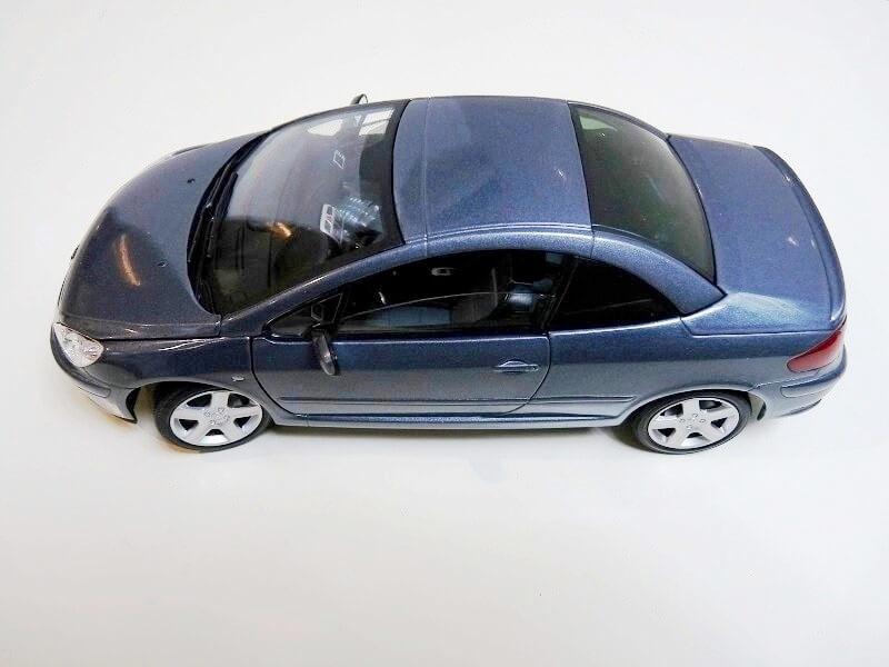 Peugeot 307 cc - 2003 - Solido 1/18 ème Peugeo80