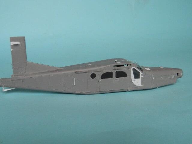 Pilatus PC-6/B2-H4 -. Roden 1/48 - Par fombec6 - Fini. Pl00710