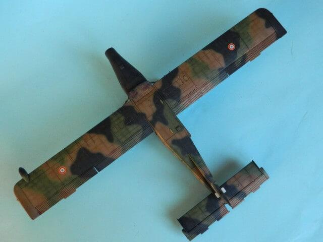 Pilatus PC-6/B2-H4 -. Roden 1/48 - Par fombec6 - Fini. - Page 2 Pl03110