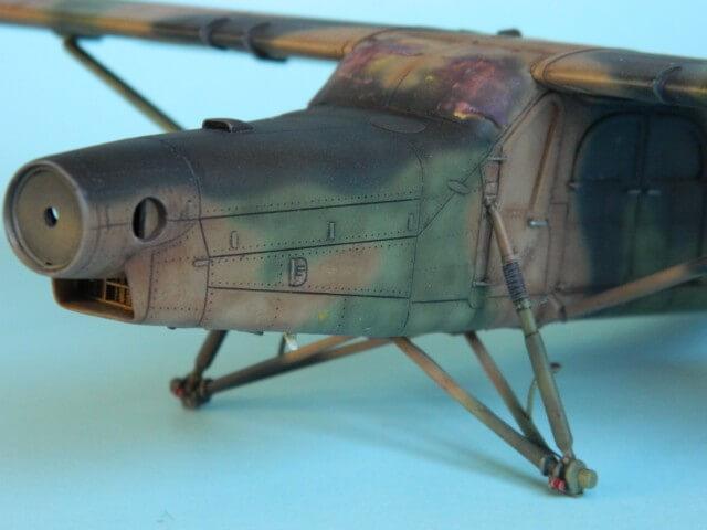 Pilatus PC-6/B2-H4 -. Roden 1/48 - Par fombec6 - Fini. - Page 2 Pl03310