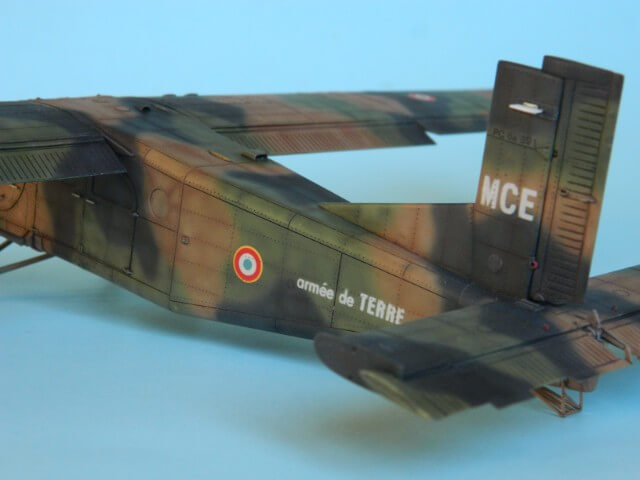 Pilatus PC-6/B2-H4 -. Roden 1/48 - Par fombec6 - Fini. - Page 2 Pl03410