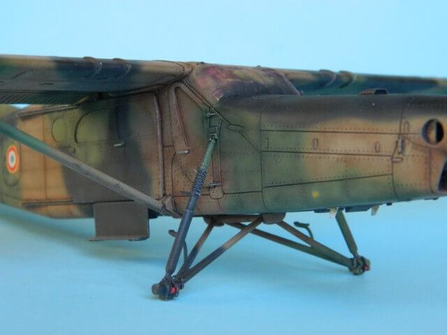 Pilatus PC-6/B2-H4 -. Roden 1/48 - Par fombec6 - Fini. - Page 2 Pl03610