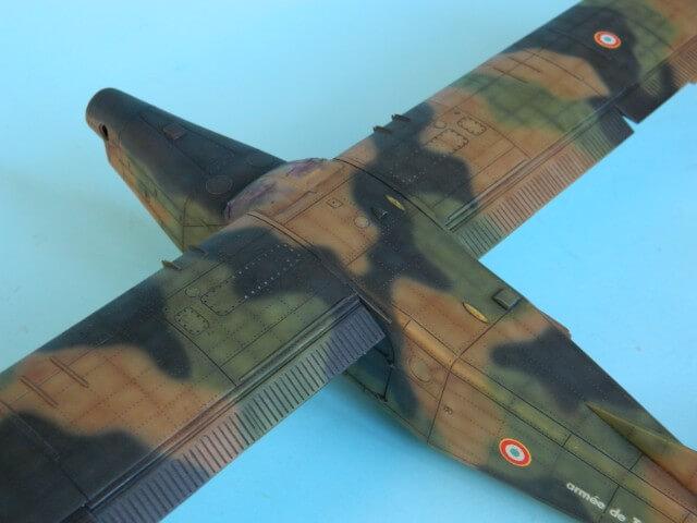 Pilatus PC-6/B2-H4 -. Roden 1/48 - Par fombec6 - Fini. - Page 2 Pl03710