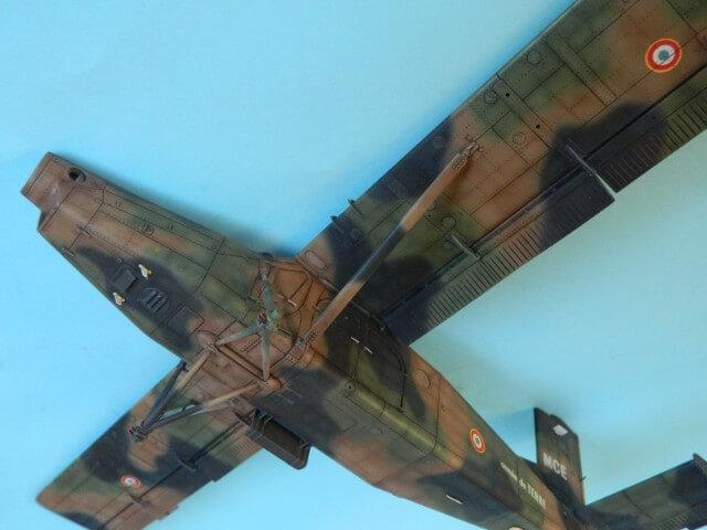 Pilatus PC-6/B2-H4 -. Roden 1/48 - Par fombec6 - Fini. - Page 2 Pl03810
