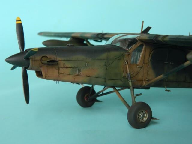 Pilatus PC-6/B2-H4 -. Roden 1/48 - Par fombec6 - Fini. - Page 2 Pl04110