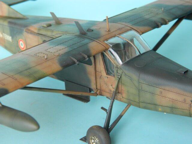 Pilatus PC-6/B2-H4 -. Roden 1/48 - Par fombec6 - Fini. - Page 2 Pl04210