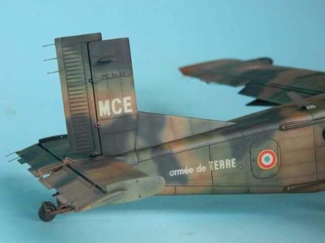 Pilatus PC-6/B2-H4 -. Roden 1/48 - Par fombec6 - Fini. - Page 2 Pl04310