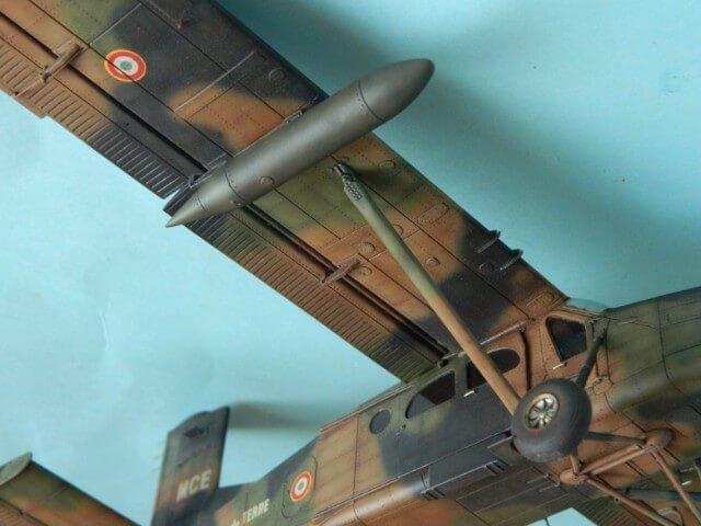 Pilatus PC-6/B2-H4 -. Roden 1/48 - Par fombec6 - Fini. - Page 2 Pl04610