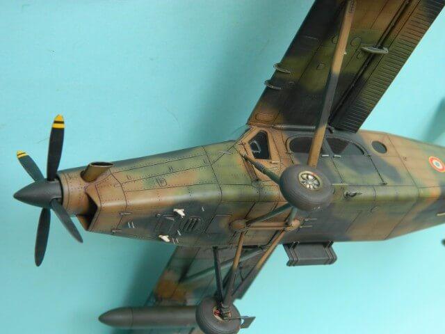 Pilatus PC-6/B2-H4 -. Roden 1/48 - Par fombec6 - Fini. - Page 2 Pl04810