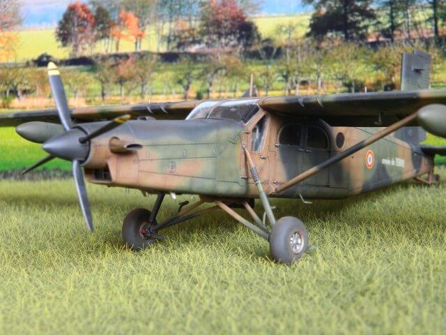 Pilatus PC-6/B2-H4 -. Roden 1/48 - Par fombec6 - Fini. - Page 2 Pl04910