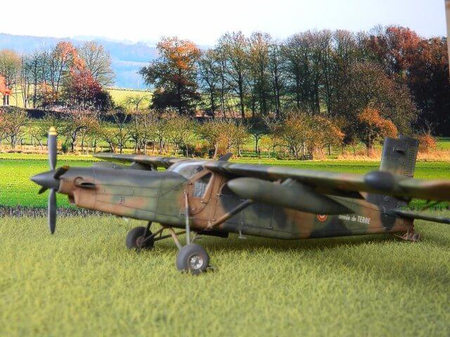 Pilatus PC-6/B2-H4 -. Roden 1/48 - Par fombec6 - Fini. - Page 2 Pl05010