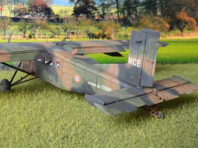 Pilatus PC-6/B2-H4 -. Roden 1/48 - Par fombec6 - Fini. - Page 2 Pl05110