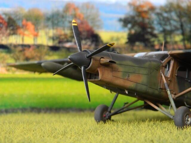 Pilatus PC-6/B2-H4 -. Roden 1/48 - Par fombec6 - Fini. - Page 2 Pl05210