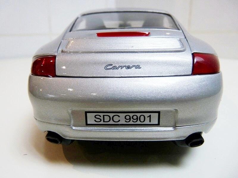 Porsche 911 Carrera Coupé - 1998 - Solido 1/18 ème Porsc104